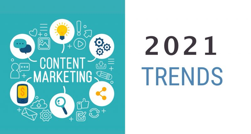 Top Content Marketing Strategies to Try this January in 2021